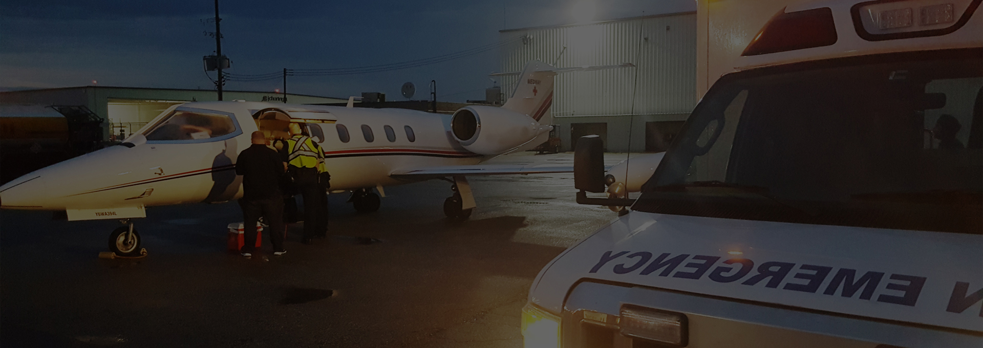 Air and Ground Patient Transfer Service